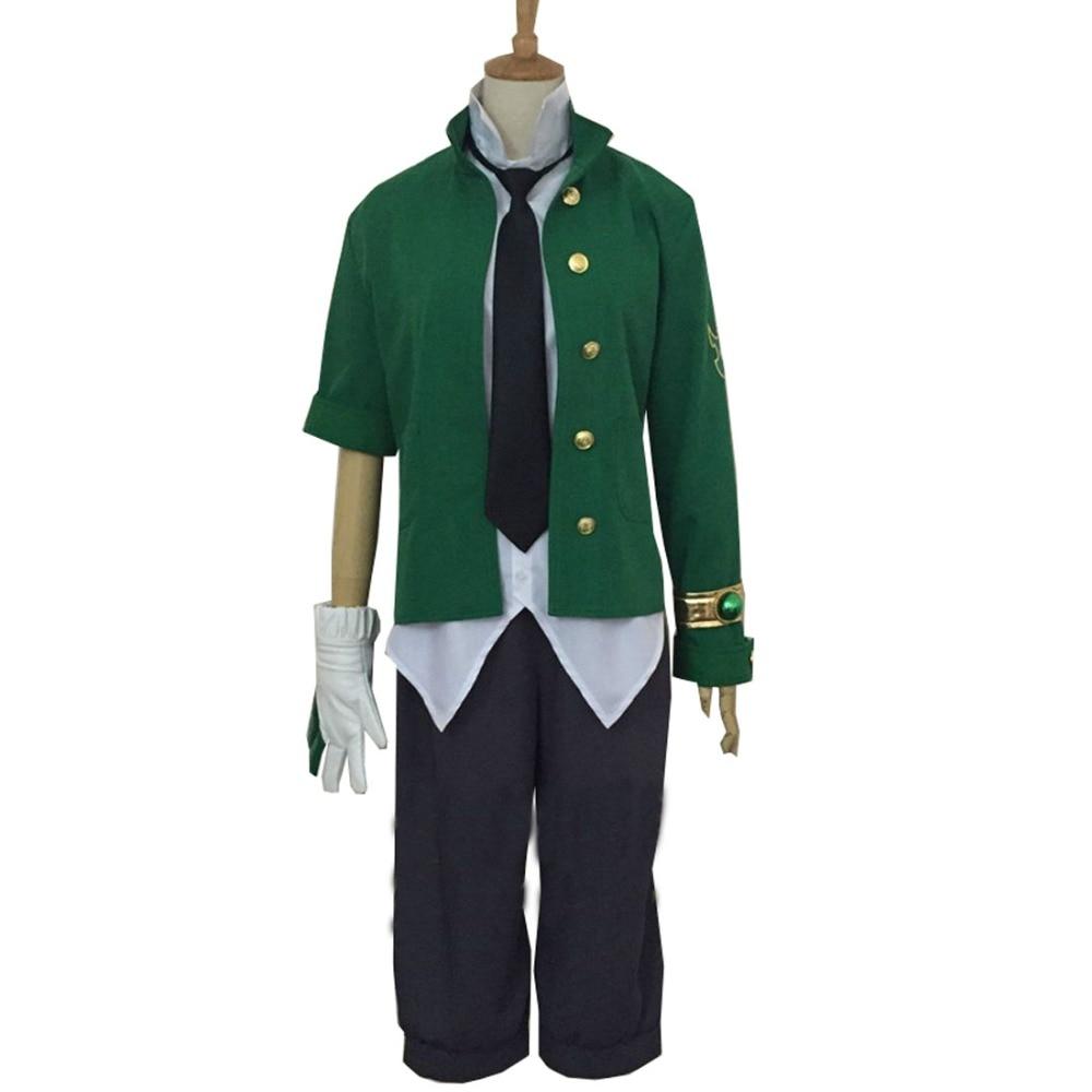 2018 LOL The Boy Who Shattered Time Academy Ekko Cosplay Costume Custom Made