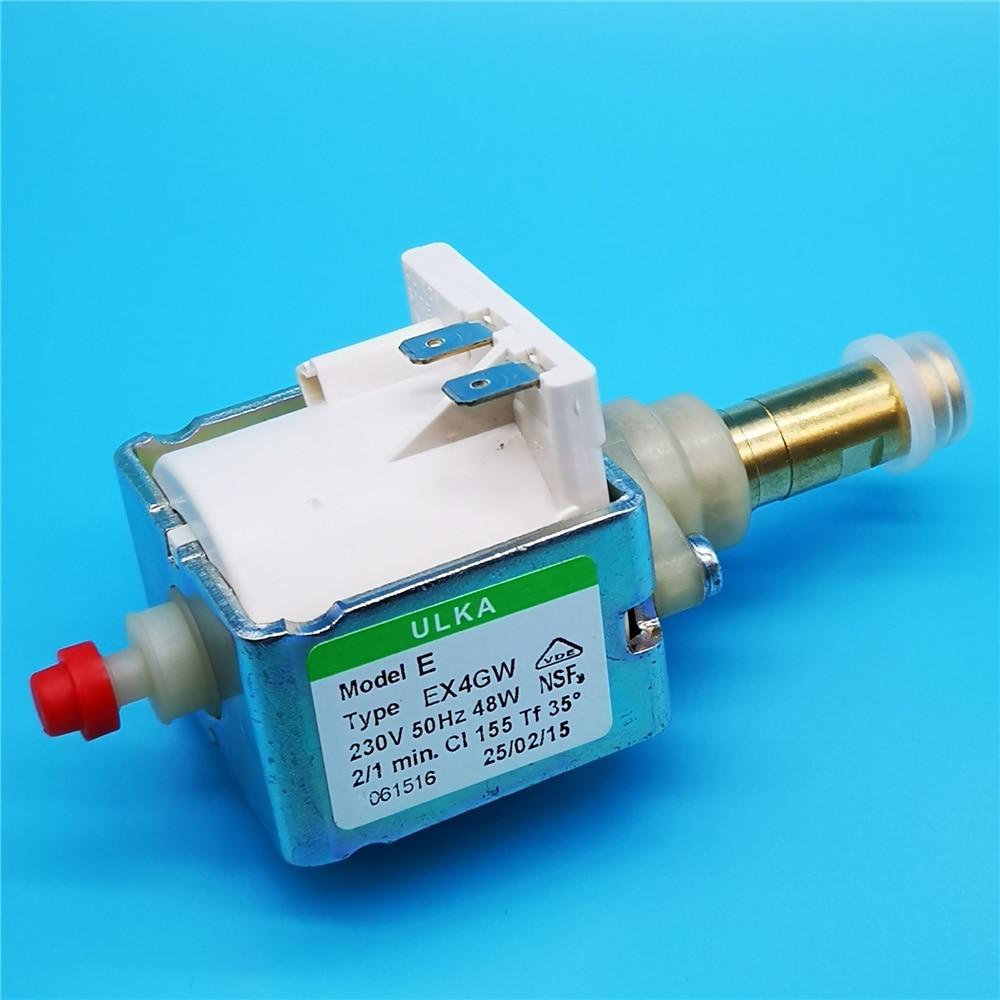 AC230V Original authentic coffee machine pump ULKA EX4GW electromagnetic pum medical equipment washing machi