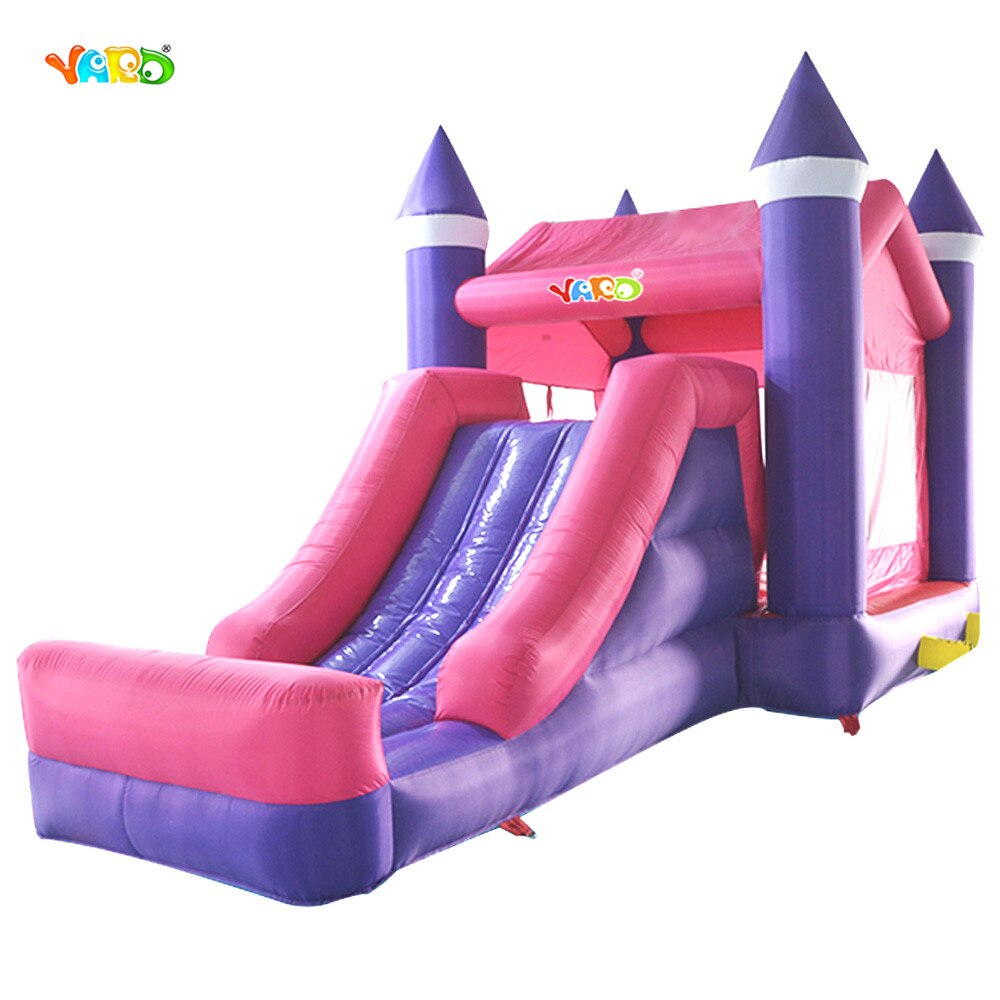 YARD Inflatable Bouncer With Slide Inflatable Slides Games Bouncy Castle For Children Party Inflatable Bounce House yard bouncy castle inflatable jumping castles 3 5 3 2 7m trampoline for children house inflatable bouncer with slide blower