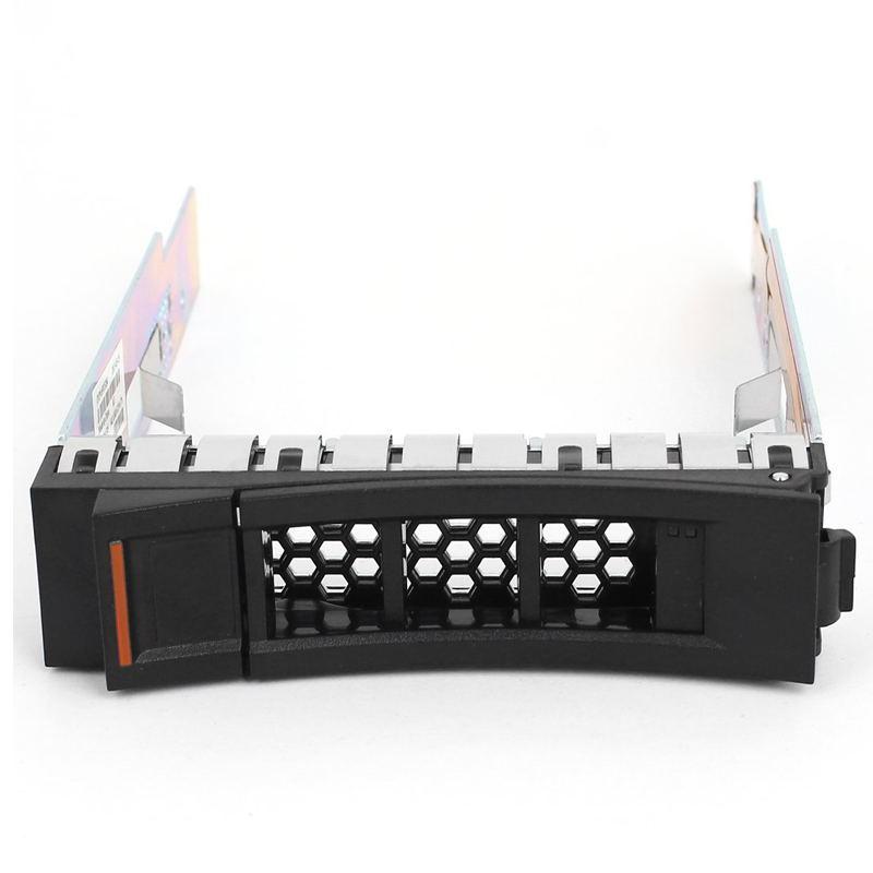 """10 pcs 3.5 """"suporte HDD para IBM SR530 X3650 M4 X3550 M4 3630 M4 69Y5284 SR650 550 590 bandeja caddy com parafusos"""