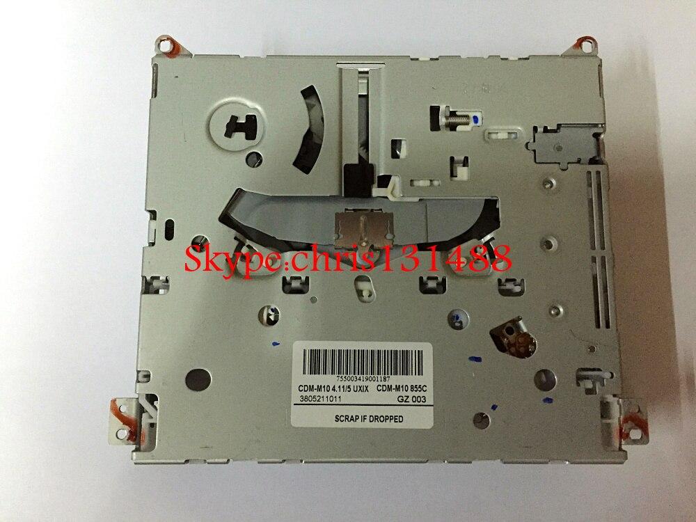 Frete grátis 100% Brand novo Mecanismo de CD Único Disco Para para B MW CD73 MINI CD E90 E60 CDM-M10 843C CDM-M10 4.7 4.11