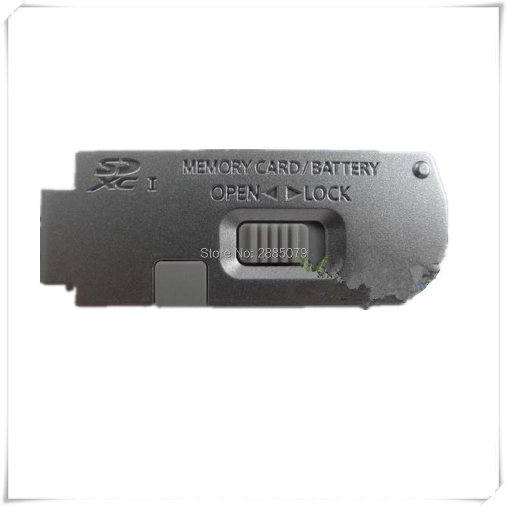 NOVO Original Para Panasonic DMC-GF7 GF7 GF8 prata Acessórios Da Câmera Tampa Tampa de Bateria Porta Substituição Unidade de Peças de Reparo