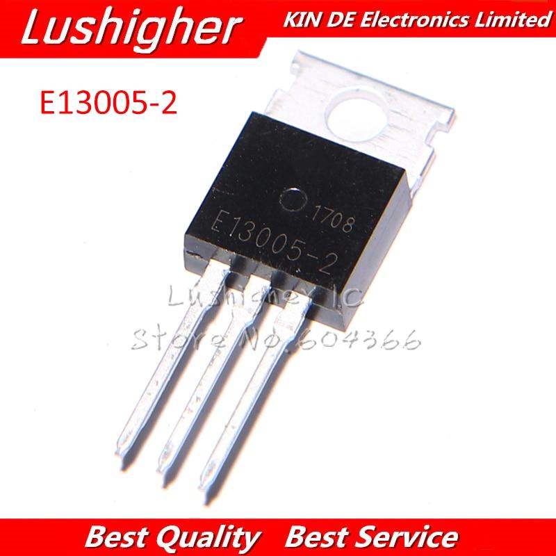 100PCS MJE13005 E13005-2 TO-220 13005 TO220 MJE13005A new and original