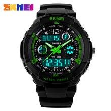 S Shock skmei 0931 hommes montre-bracelet militaire numérique led sport montres à quartz plongée marque de luxe hommes montre relogio masculino 2018