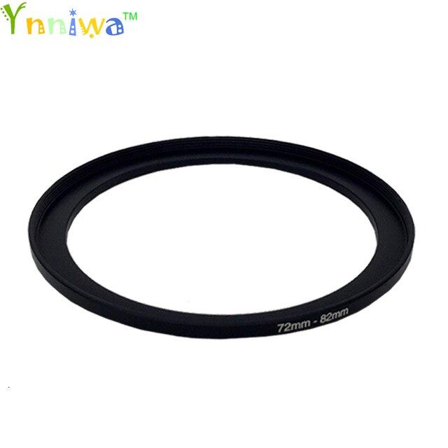 72-82mm Metalen Step Up Ring Lens Adapter Filter Set