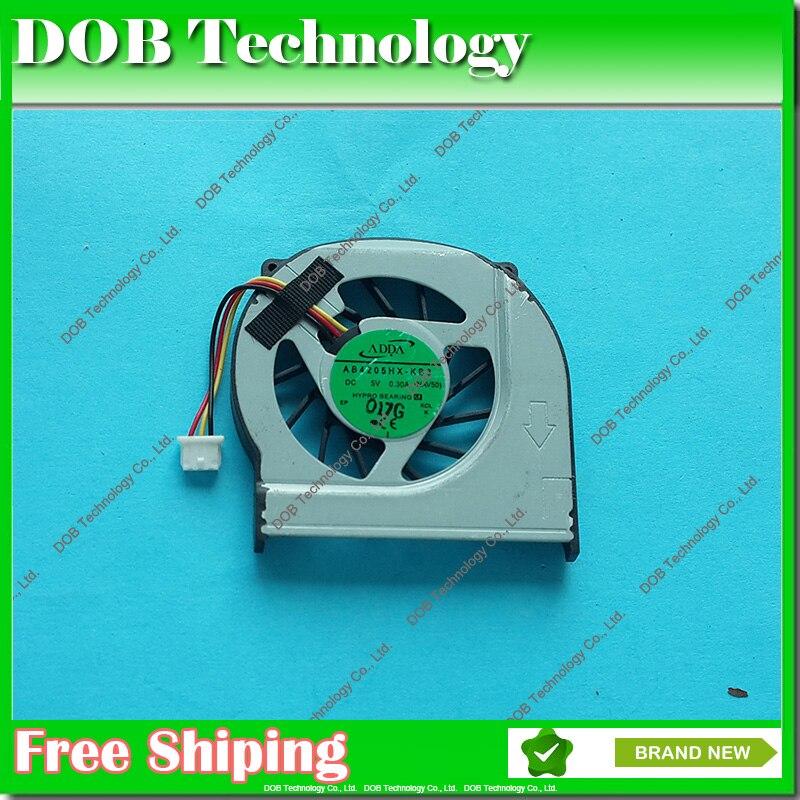 Ventilador de refrigeración de CPU original para Acer One 532h D255 D225...