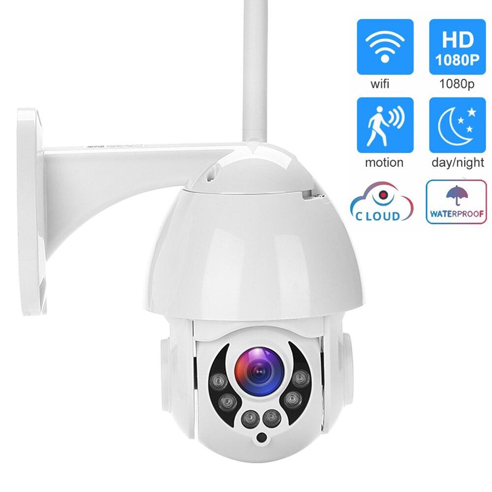 Bezprzewodowa kamera IP WiFi HD 1080P 2MP bezpieczeństwo w domu kamera zewnętrzna IP66 CCTV PTZ Onvif ipCam kamera IP kamera IP