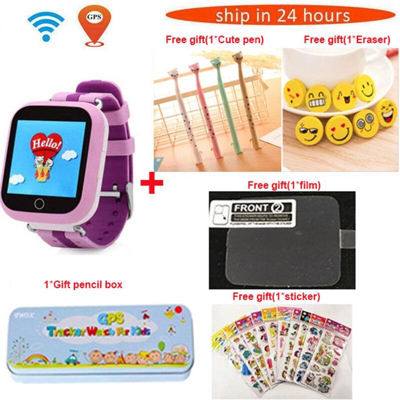 Смарт-часы TWOX с GPS, Q750, Q100, gw200s, Детские Смарт-часы с сенсорным экраном, SOS, определением местоположения, трекер для детей, безопасный PK, Q50