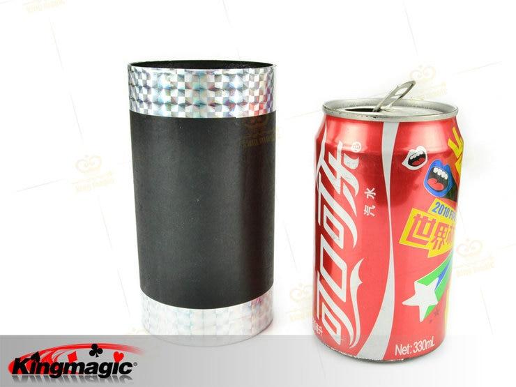 Divertidos juguetes de Coke Can, accesorios mágicos, trucos Mgaia, Envío Gratis