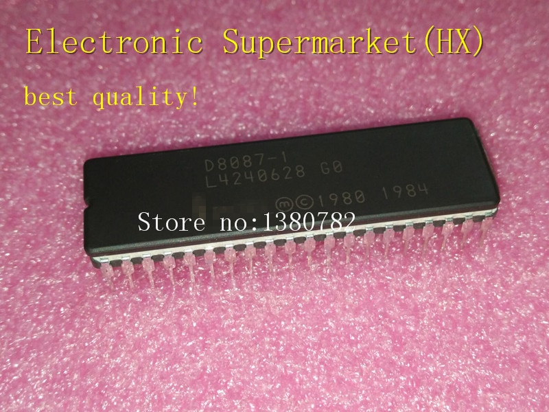 Free Shipping 5pcs/lots D8087-1 D8087 CDIP-40 IC in stock! free shipping 5pcs aol1413 1413 in stock