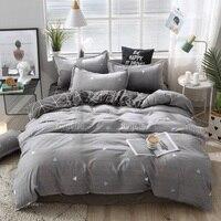 mylb Bedding Set luxury Animal Fox 3/4pcs Family Set Include Bed Sheet Duvet Cover Pillowcase Boy Room Decoration Bedspread
