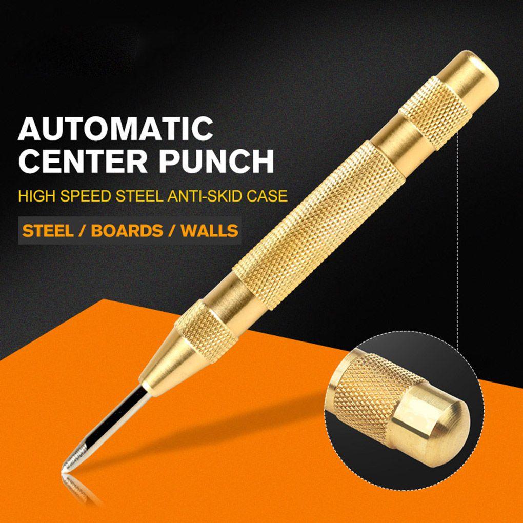 Automatinis centrinio kaiščio perforatoriaus spyruoklinis - Rankiniai įrankiai - Nuotrauka 3