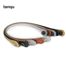 Tanqu короткие длинные тонкие края картины D пряжка слеза конец ручки искусственная кожа ручки для OBag цепь кулон для EVA O сумка тела
