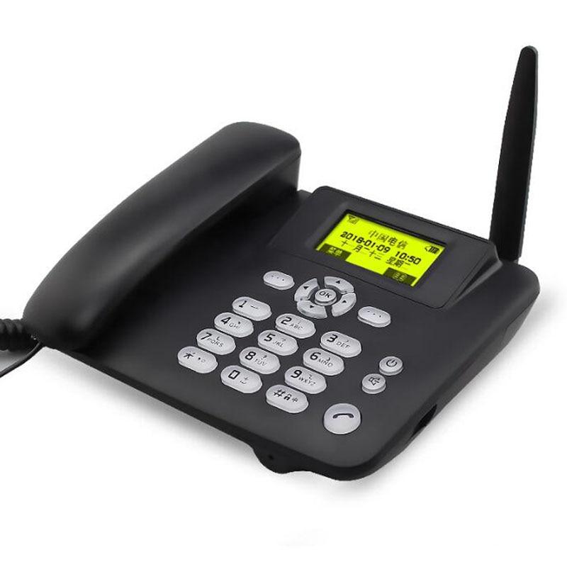هاتف منزلي لاسلكي متعدد الوظائف ، GSM 900-1800 جيجاهرتز ، بطاقة SIM ، راديو ثابت ، للمكتب والمنزل والأعمال