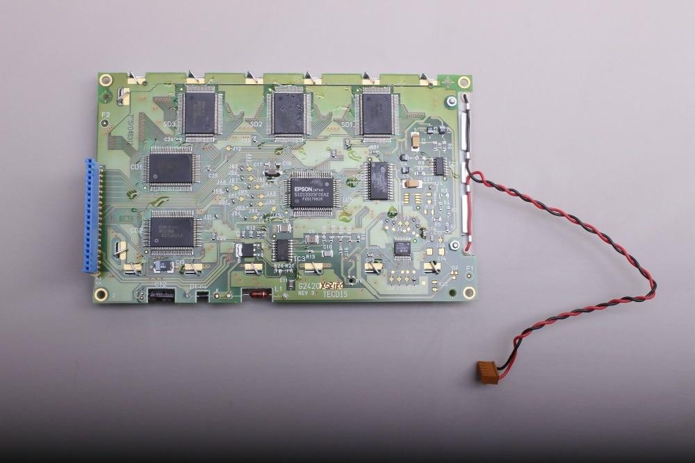 Piezas compatibles con Panel LCD G242CX5R1RC