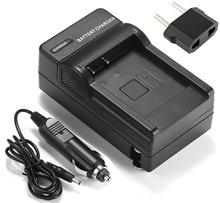 Chargeur de batterie pour Pentax Optio I-10, I10, RZ10, RZ18, X70, WG1, WG-1, WG2, WG-2 GPS, WG3, WG-3 GPS, WG10, WG-10 appareil photo numérique