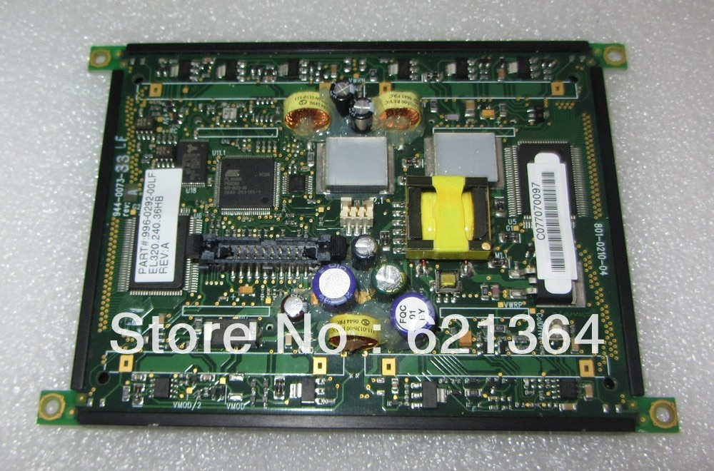 EL320.240.36HB المهنية المبيعات الصناعية شاشة lcd
