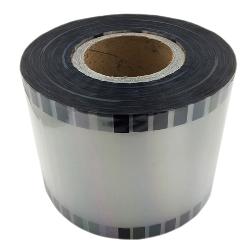 Membrana de sellado transparente de plástico de 1500 tazas para máquina de sellado de tazas 12 rollos/caja