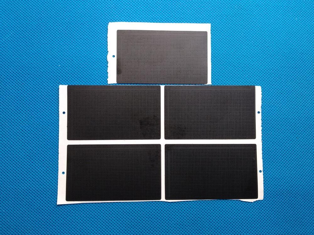 5 uds nuevo oem panel táctil pegatina para Lenovo ThinkPad T410 T420 T430 T400S T410S T420S T430S T510 T520 T530 W510 W520 W530