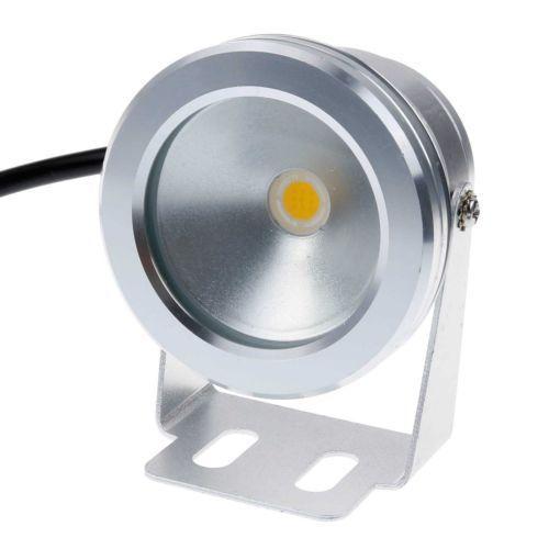 10X DHL LED10W luz LED al aire libre bajo el agua 12V impermeable IP67 blanco frío/jardín blanco cálido/madera/Fuente/piscina fishbowlswiming