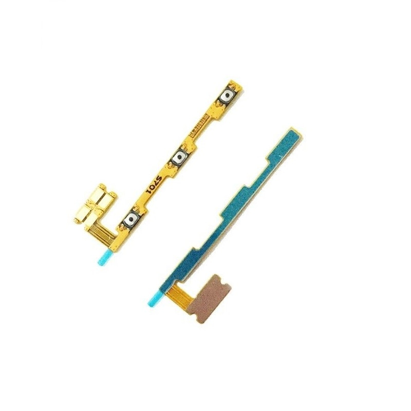 Power On/Off Switch Key Button Flex Cable for Huawei Enjoy 7 Plus/Y7 2017