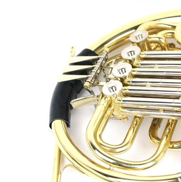 French Horn Leather Hand Guard Brass Musical instruments accessories enlarge