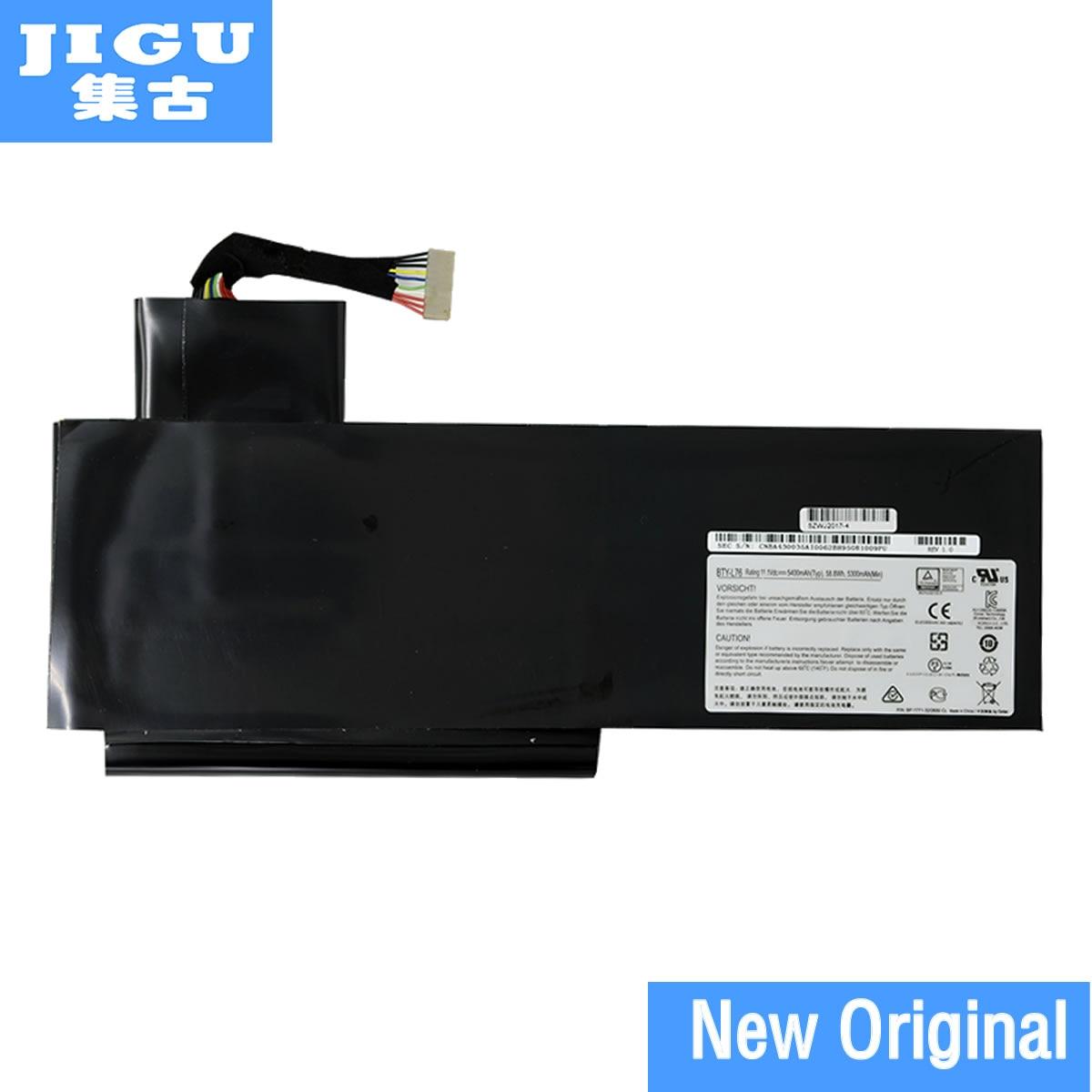 JIGU BTY-L76 MS-1771 الأصلي بطارية كمبيوتر محمول ل MSI GS70 2 قطعة 2PE 2QC 2QD 2QE ل ميديون X7613 MD98802 ل هاير 7G-700