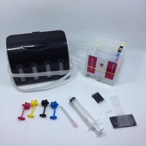 YOTAT CISS ink cartridge PGI-2600 PGI2600XL for Canon MAXIFY MB5060 MB5360 iB4060 MB5060