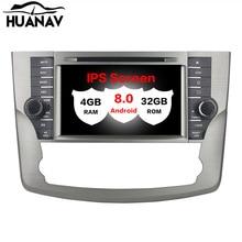HUANVA Android 8,0 Auto-DVD-Spieler GPS-navigation Für Toyota Avalon 2011 2012 multimedia player band recorder 8-Core navi Audio
