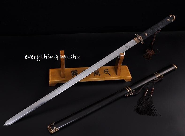 Tang Jian Tang espadas tradicionales espadas chinas mucho QUAN JIAN