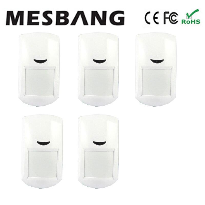 Sensor pir de largo alcance Mesbang de 433MHZ para G90B, Envío Gratis