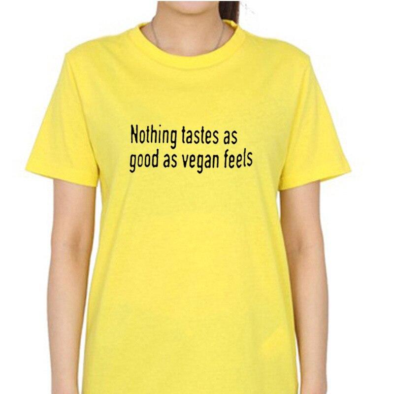 Camiseta femenina de manga corta a la moda con letras de tacto vegana para chicas t camisa
