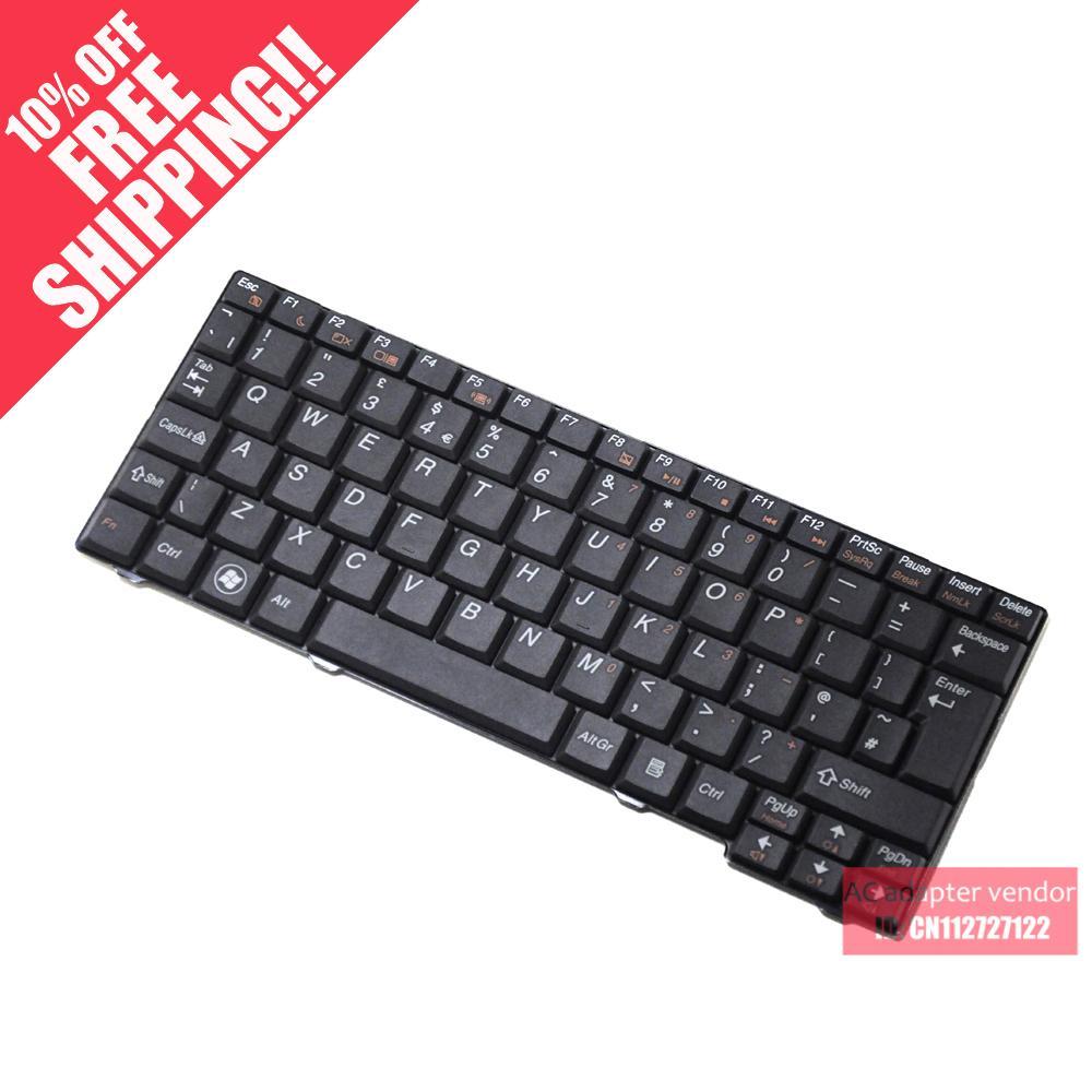 Blanco y negro para LENOVO S10-2 S10-2C S10-3 S10-3C S11 teclado del ordenador portátil