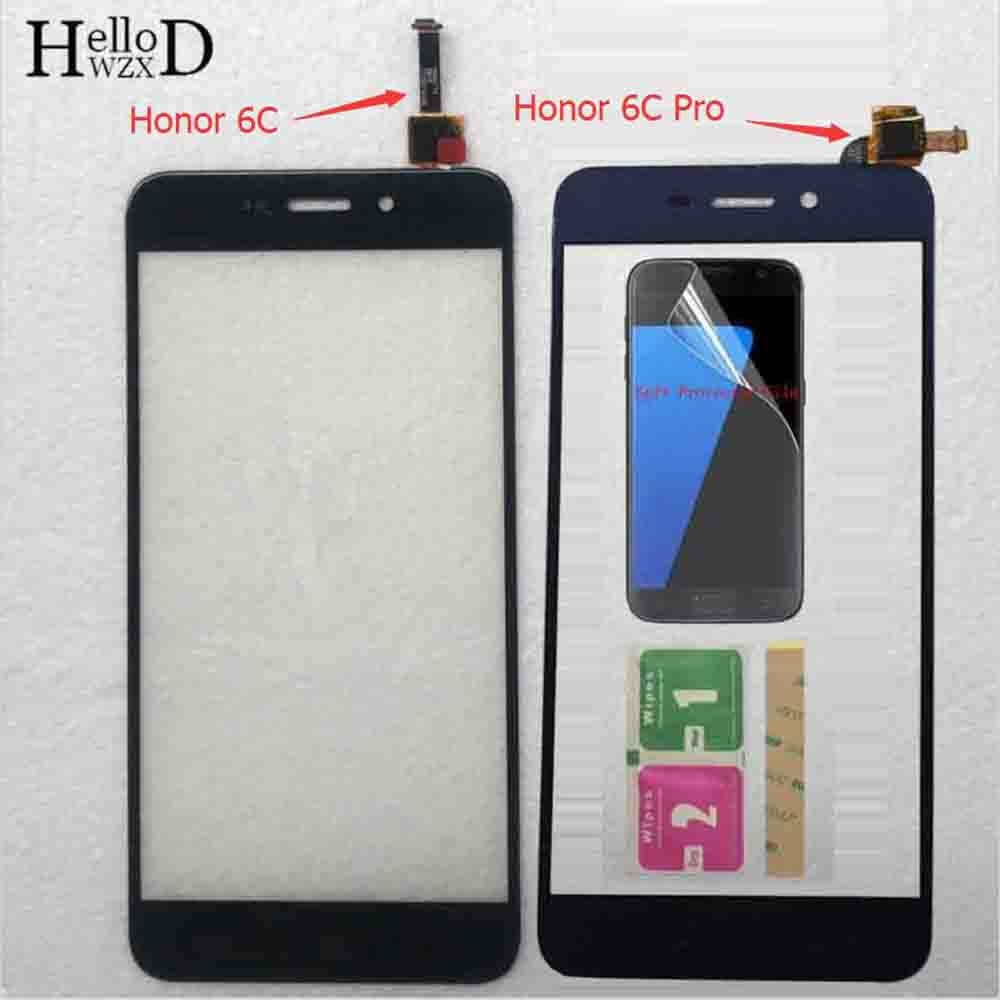 Mobile Phone Touch Screen For Huawei Honor 6C / Honor 6C Pro Touch Glass TouchScreen Digitizer Panel
