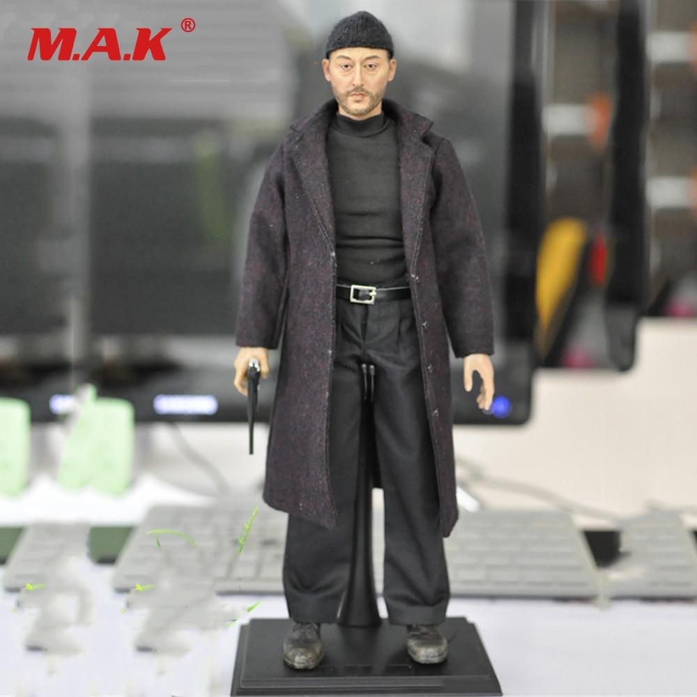 Geburtstag Gift1 6 Skala Leon Die Professional Jean Reno Volle Set Action Figur Modell Spielzeug KMF038 für Sammlungen