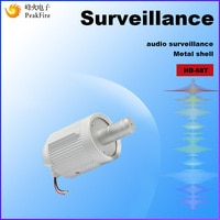 Mini Microphone High Sensitive Pickup Audio Mic Security Hearing Equipment Hidden Audio Surveillance Pickup