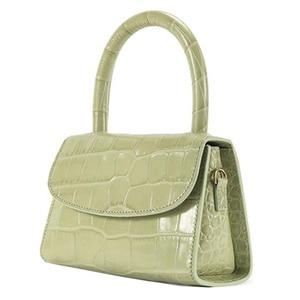fashion Retro Small Square Bag for woman Paisley Portable Wild Shoulder Bag luxury handbags women bags designer sac a main