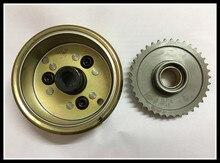 LONCIN 250 magneto motocyklowe rotor ATV 250 LX 250 silnik 253FMM podwójny cylinder magneto rotor