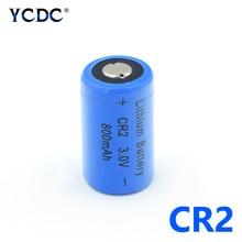 1 stück 3V 800mAh Lithium-Zellen CR2 Taste Batterie High power CR 2 LiMnO2 batterien Mangandioxid CR15H270 CR15266