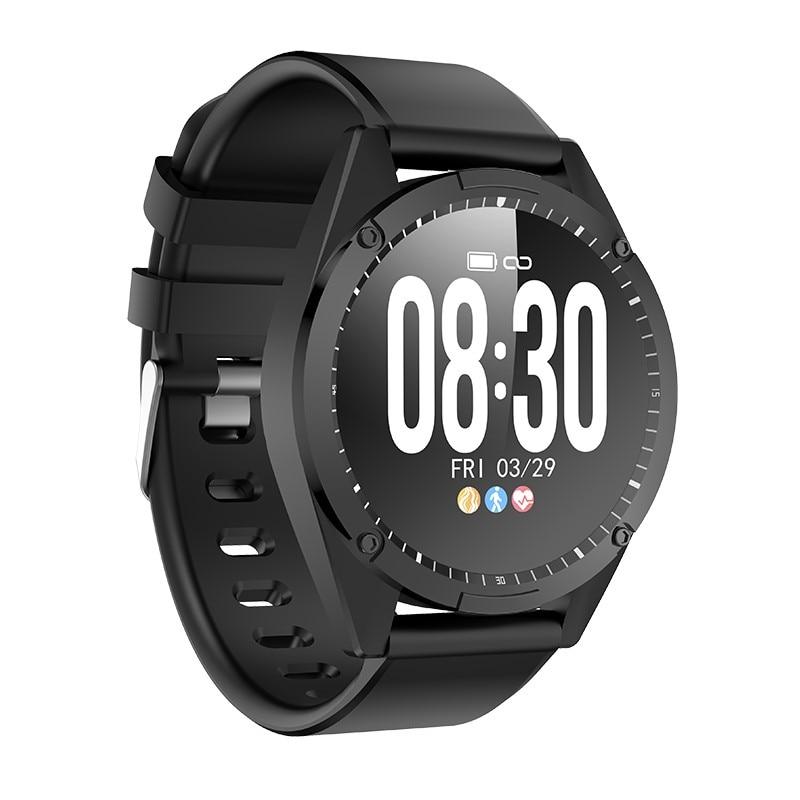 G50 Smart Bracelet Fitness Tracker Frecuencia Cardíaca presión arterial step Sleep salud pulsera de monitoreo deportes impermeable Sma