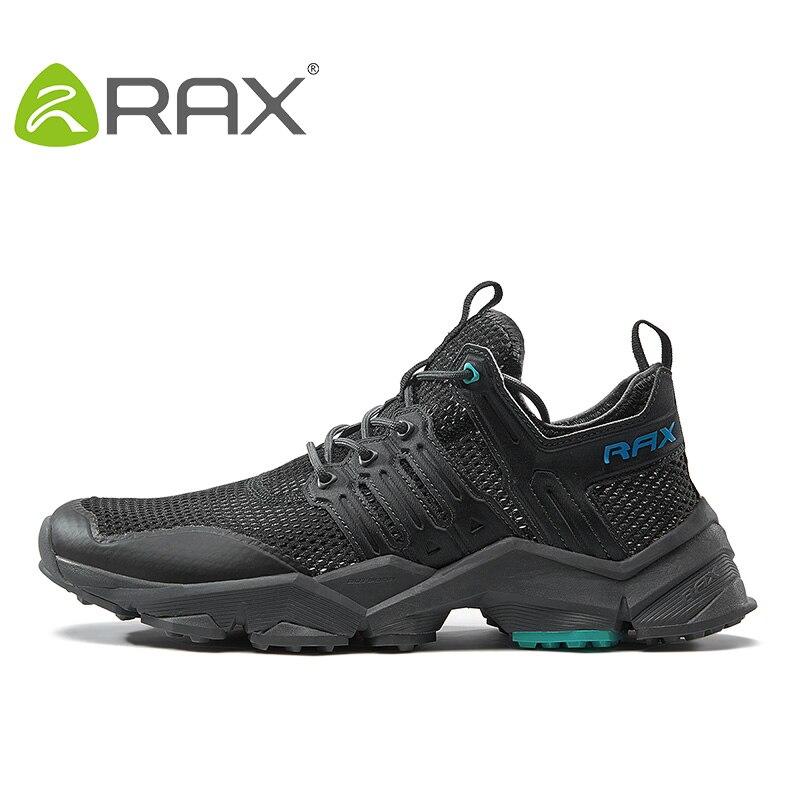 Rax-zapatillas para carreras De montaña, deportivas transpirables De verano para Hombre y mujer, zapatillas ligeras De exterior para Hombre
