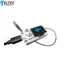 Heltec WIFI Lora Kit 32 V2 433 МГц ESP32 LoRa SX1278 esp32 0,96 дюймов OLED дисплей BluetoothDevelopment Board для Arduino