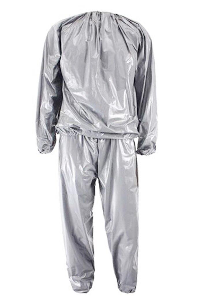 Сверхмощный Фитнес-костюм для потери веса, пота, сауны, тренажерного зала, анти-рип