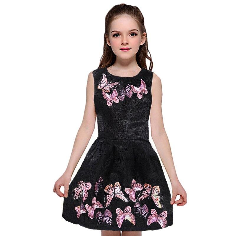Vestidos de verano para adolescentes para niñas, Vestidos de fiesta de princesa...