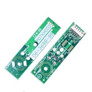 1 компл./лот DV-512 DV512 DV311 BK C Y M чип разработчика для Konica Minolta Bizhub C221 C281 C7122 C7128 C 221 281 7122 чип сброса