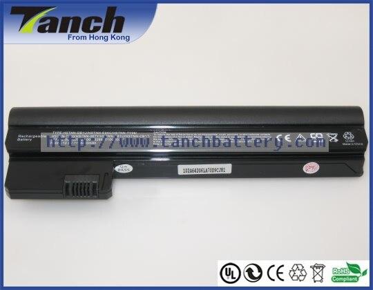 Notebook batteria per HP 607762-001 06TY Mini 110-3000ca 110-3135DX 110-3100CA 110-3098NR 110-3050ca 10.8 V 6 celle