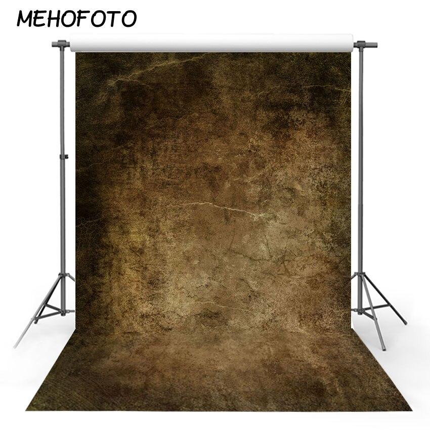 MEHOFOTO Vintage Fotografie Studio Kulissen Porträt Alte Backstein Wand Foto Hintergrund für Photobooth Kulissen Requisiten