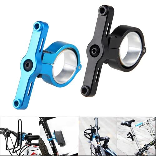 TrustFire Kettle 32mm-35mm Bike Bicycle Handlebar Mount Bracket Holder for Light Flashlight