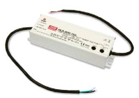 HLG-80H-C700A 90 w 129V700mA Única Saída de Comutação da fonte de Alimentação