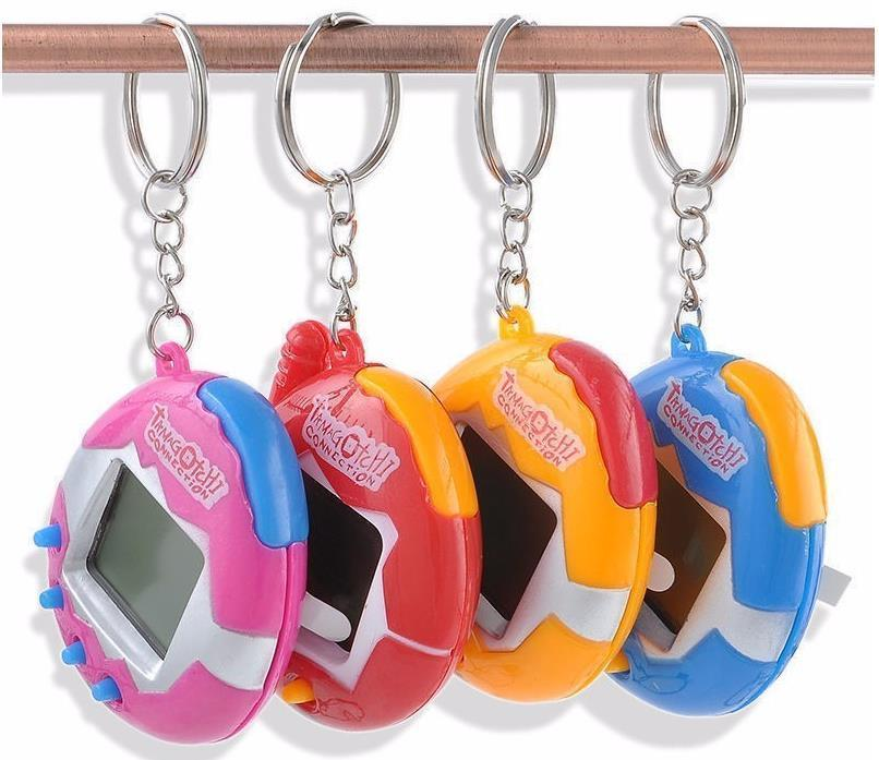 Hot ! Tamagotchi Electronic Pets Toys 90S Nostalgic 49 Pets in One Virtual Cyber Pet Toy 4 Style Tam